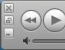 Mini player itunes