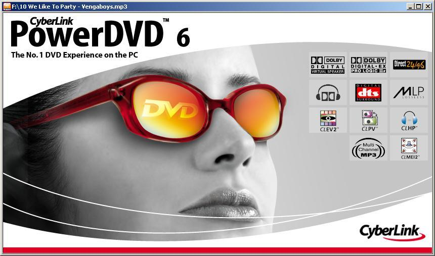 CyberLink PowerDVD - 6 Программы Компьютерный форум Ru. Board. PowerDVD -