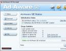 Ad-Aware SE Status