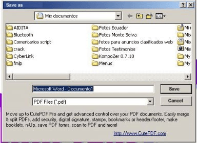 save as pdf software download