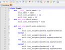 Editing a simple Python script
