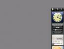 Desktop Side Bar