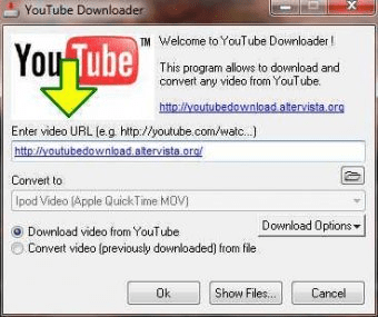 youtube downloader windows 10