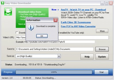 tv video download