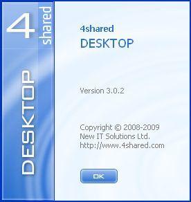 About 4shared Desktop