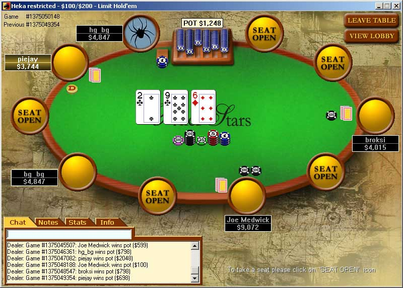 pokerstars download real money