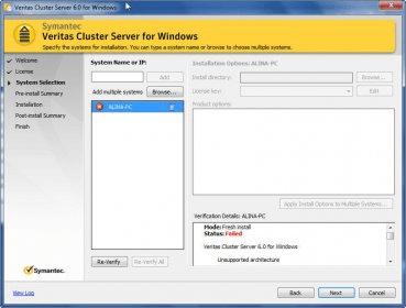 Symantec Veritas Cluster Server Simulator 6.0 Download ...