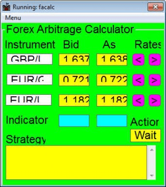 Forex strategy calculator