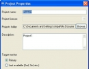 Project Properties