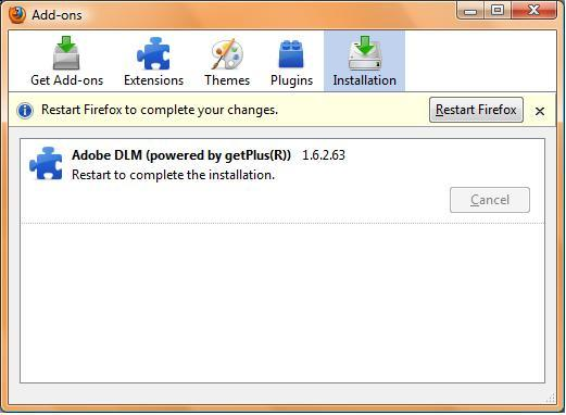 Adobe Download Manager Installaion