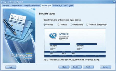 MyInvoices Estimates Deluxe Download Free Trial MIEDexe - My deluxe invoices and estimates trial