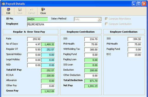 Download Advantages Of Manual Payroll System Free