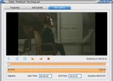Video Splitter Screen
