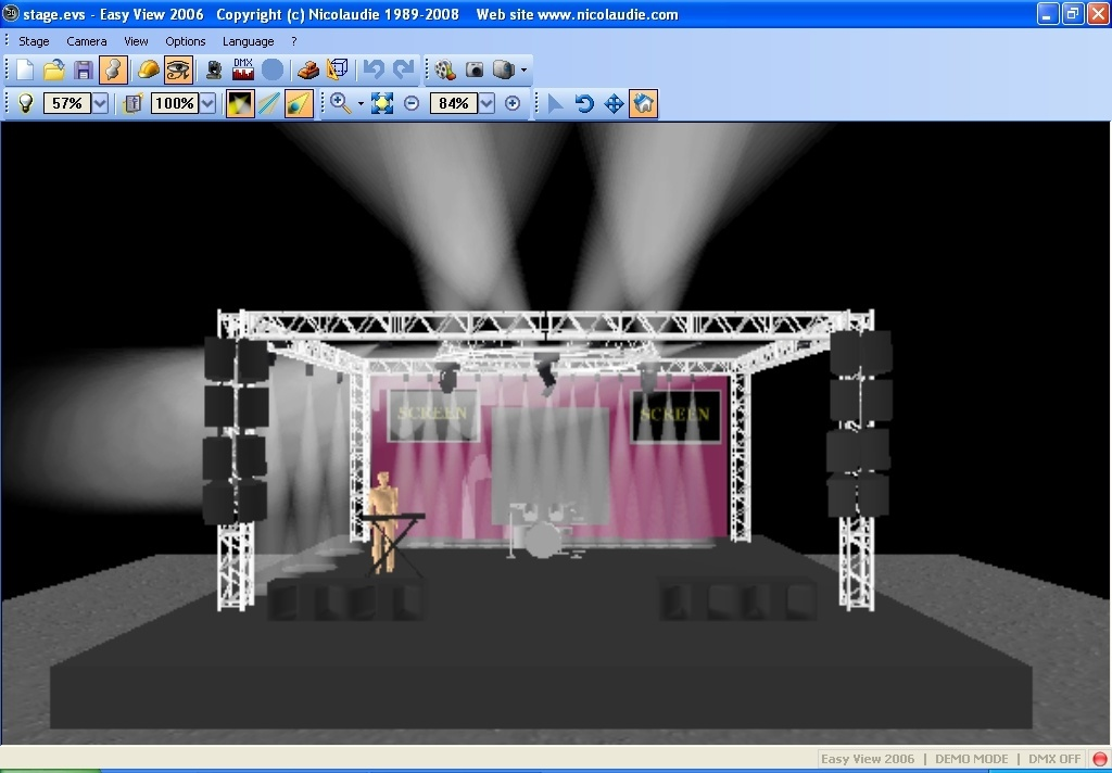Stage Design Software Forums Page 1