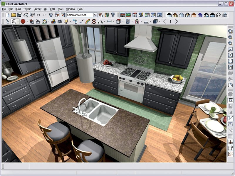 Chief Architect X2 Software Informer Screenshots