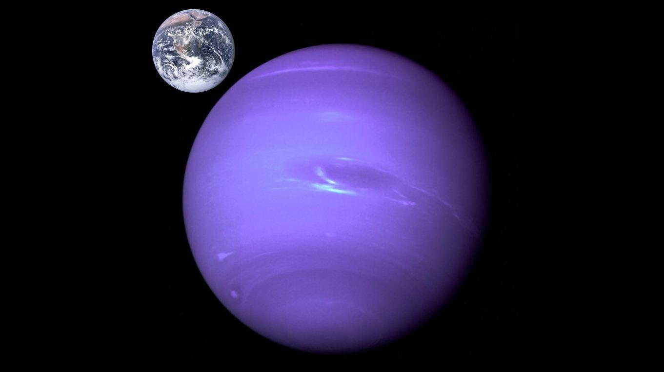 The Distant Planet Neptune Screensaver Software Informer ...