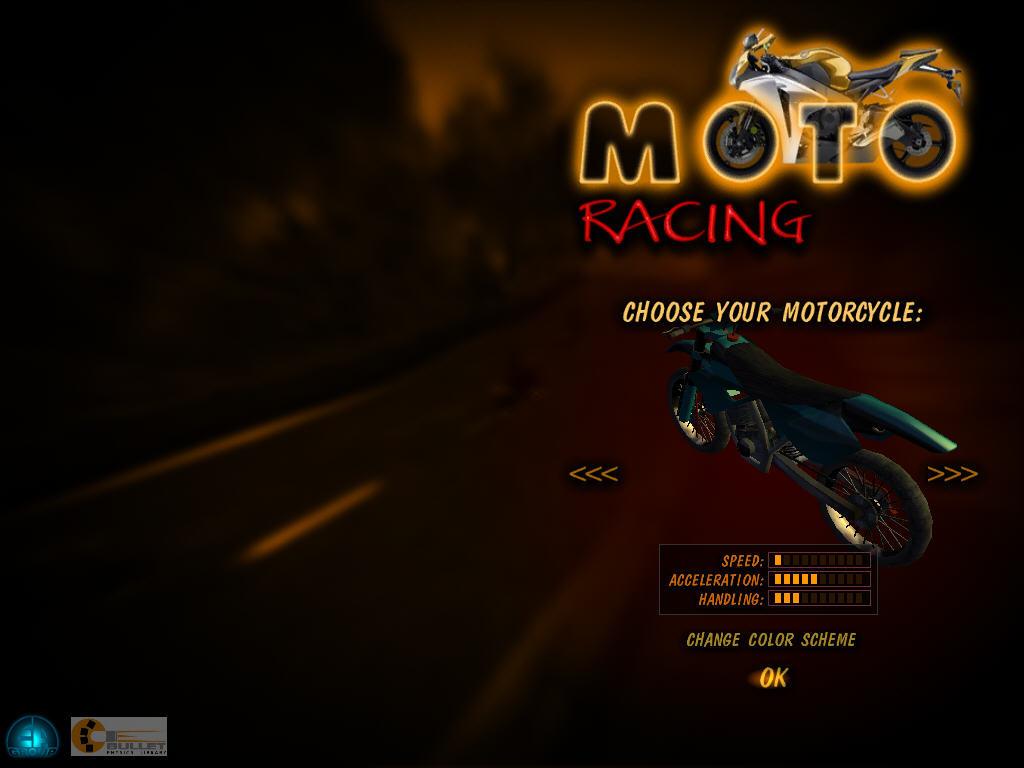 Choose Motorcycle Window