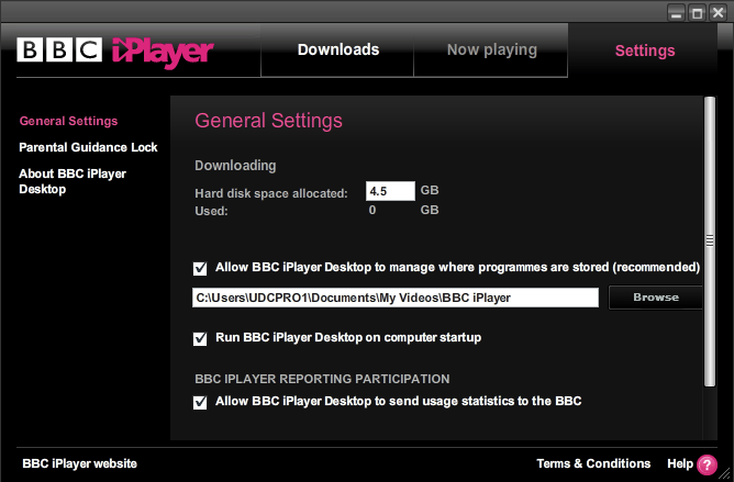 how to get bbc iplayer on pc