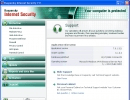 Kaspersky internet support window