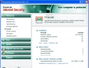 Kaspersky Firewall Interface