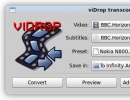 """The new """"simple"""" viDrop interface for novice users"""