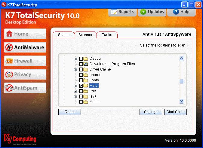 Scan Folder