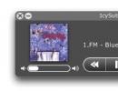 Main Window - Recording