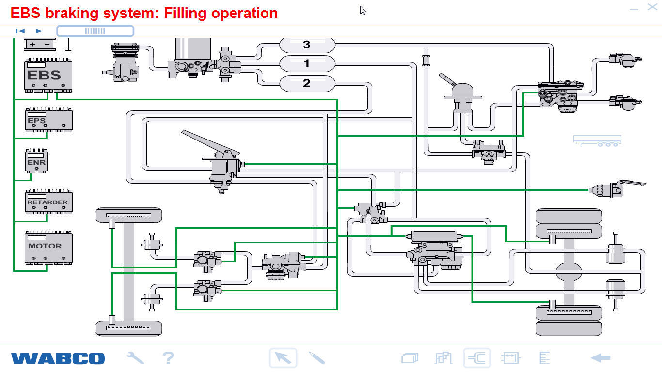 Wabco Ebs Wiring Diagram Trailer : Wabco abs wiring diagram get free image about