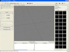 Quest3D Main panel