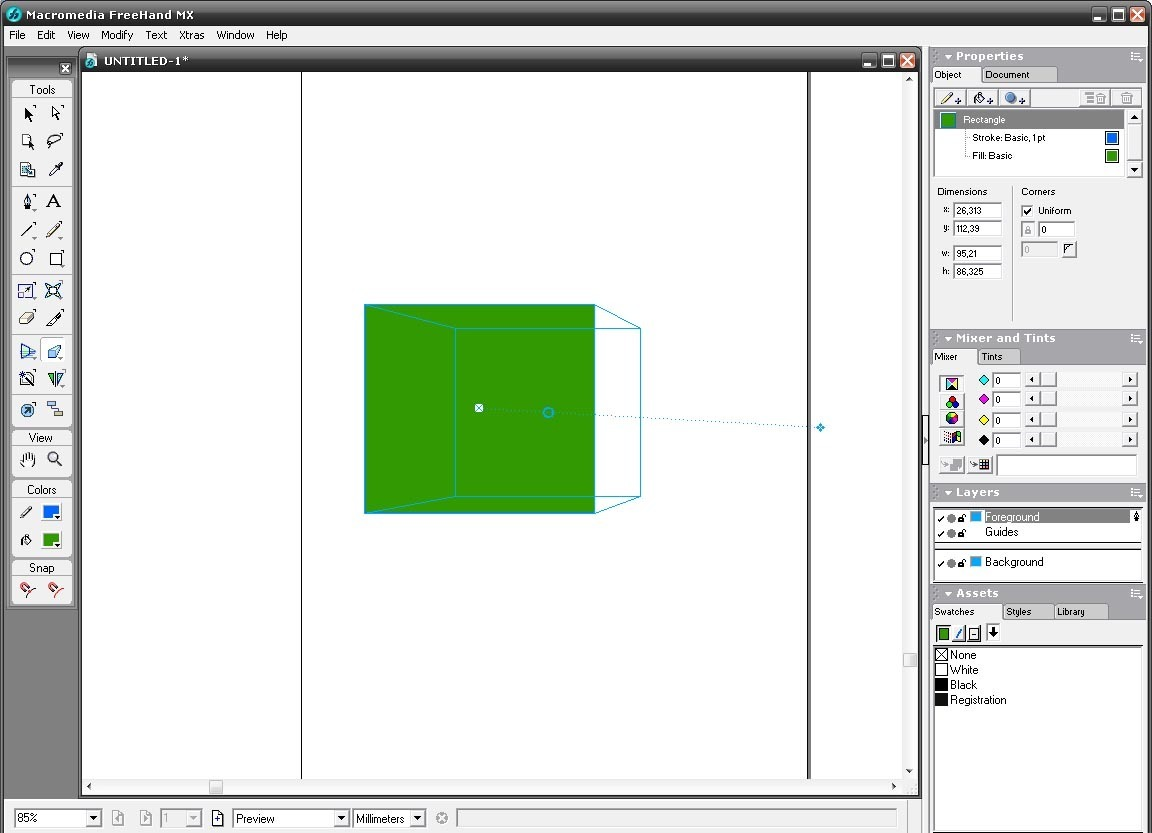 Macromedia Freehand Software Informer Screenshots