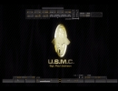 Marine Mission Screen