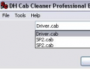 CAB File Selection