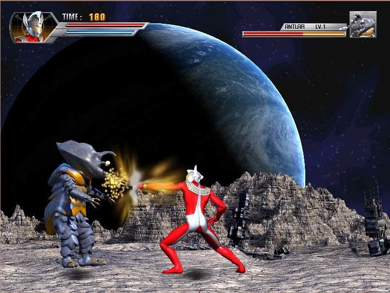 Ultraman Taro Monsters Overview
