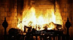 The Magic Fireplace Screensaver Software Informer