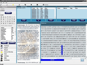Bible Code Software download | SourceForge.net