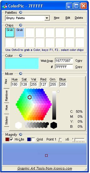 Colorpic - Hex