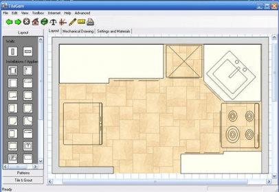 tile layout software free download TileGem 2.4 Download (Free) - TileGem.exe