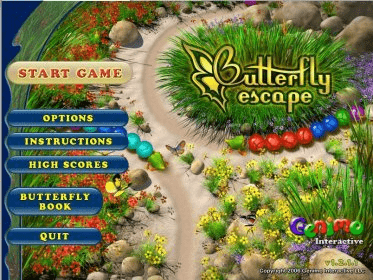 Download game zuma butterfly escape
