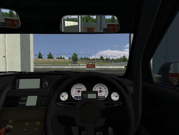 Rfactor drift revolution software informer screenshots for R factor windows