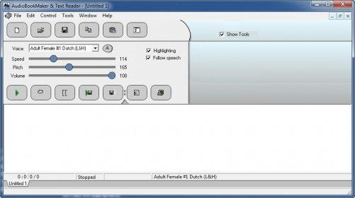 برنامج رائع لتحويل النص إلى صوت بعدة أصوات مختلفة
