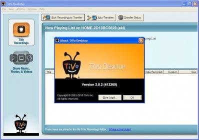 Tivo Desktop Mac Download