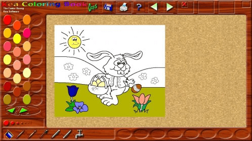 Kea Coloring Book 41 Download Free