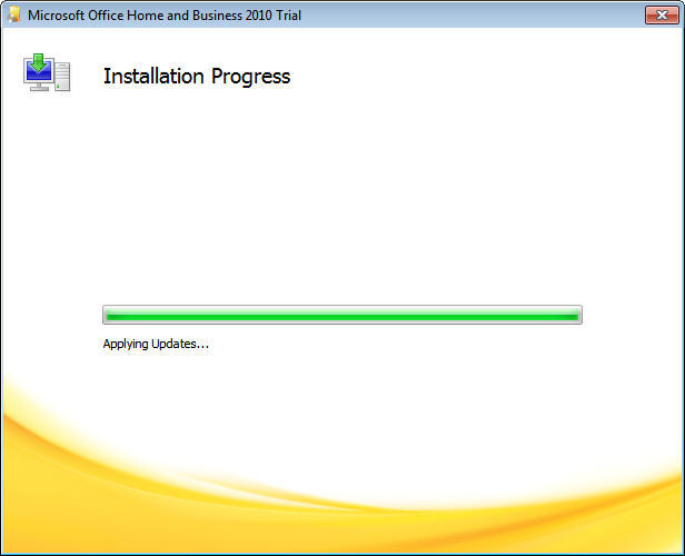 Microsoft office home and business 2010 software informer - Windows office home and business ...