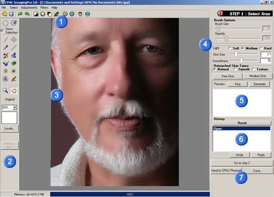 Cpac imaging pro software