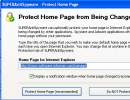 Protect your Home Page