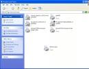 desk PDF In printers folder