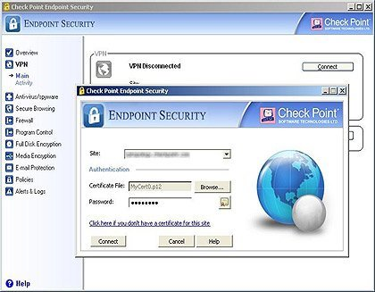 Checkpoint endpoint security vpn disable firewall stjohnsbh