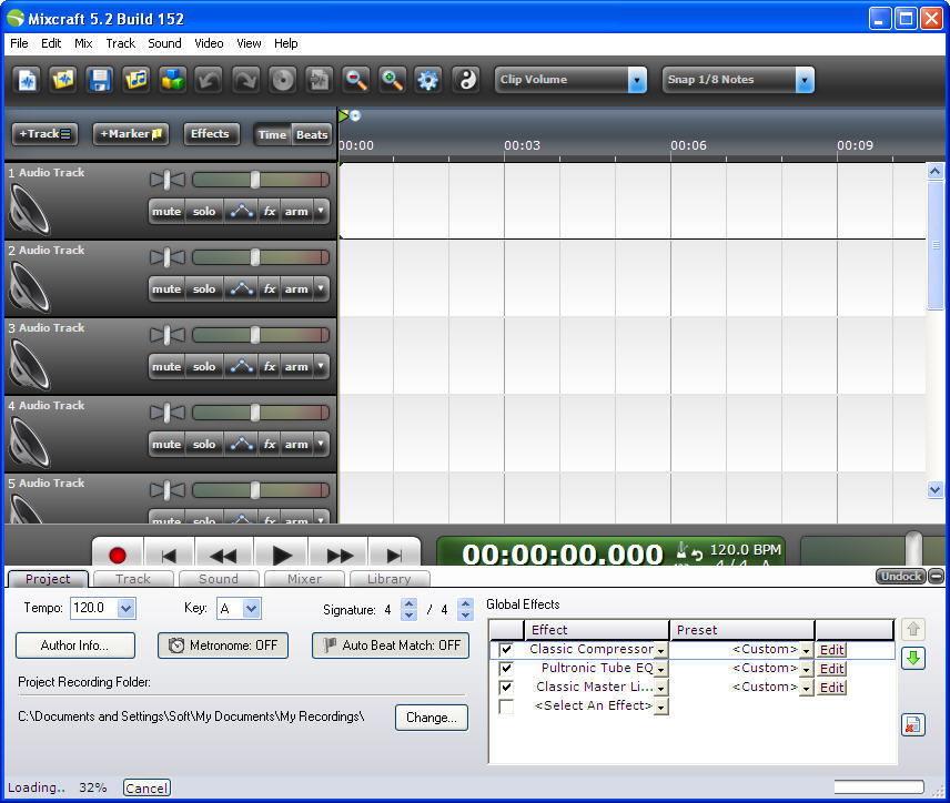 Mixcraft 5.2 Full Version Download Free