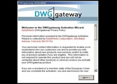 dwggateway 2012