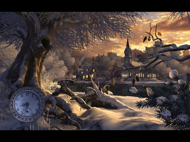 Winter Wonderland 3D Screensaver And Animated Wallpaper   Screensaver